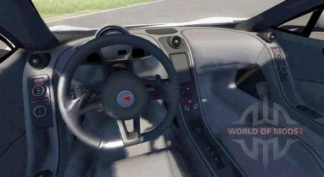 McLaren MP4-12C für BeamNG Drive
