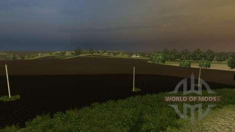 Région de tcherkassy pour Farming Simulator 2013