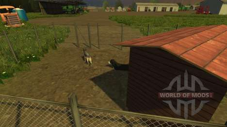 Watch dogs pour Farming Simulator 2013