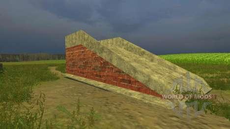 Rampe pour Farming Simulator 2013
