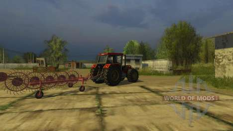 Agromet Z-211 für Farming Simulator 2013