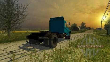 3309 GAZ pour Farming Simulator 2013