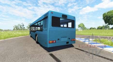 MAZ-203 blau für BeamNG Drive
