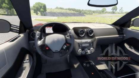 Ferrari 599 GTO 2011 für BeamNG Drive