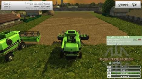 Hirabletools pour Farming Simulator 2013