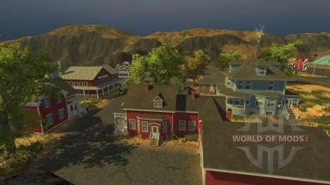 USA pour Farming Simulator 2013