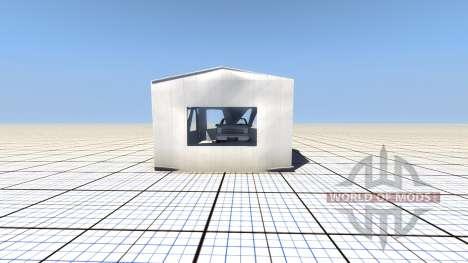 Zerstörbare Gebäude für BeamNG Drive