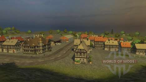 Hagestedt für Farming Simulator 2013
