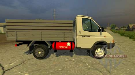 GAS 3302 Gazelle pour Farming Simulator 2013