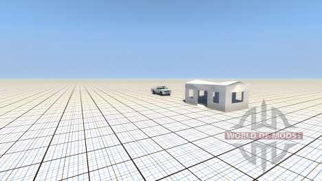 Destructibles bâtiment pour BeamNG Drive