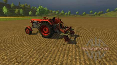 Tedder Spider für Farming Simulator 2013