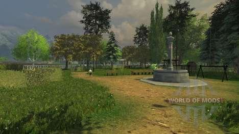 La voïvodine pour Farming Simulator 2013