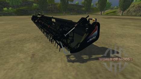 MacDon d50 pour Farming Simulator 2013