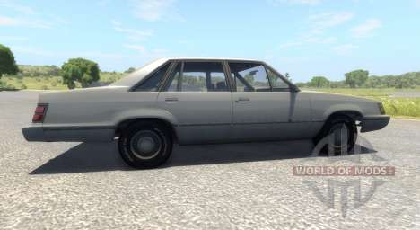 Ford LTD 1968 für BeamNG Drive