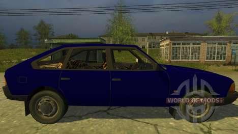 Isch Moskwitsch 2141 für Farming Simulator 2013