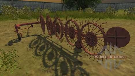 Agromet Z-211 pour Farming Simulator 2013