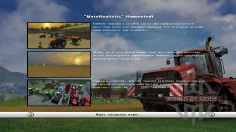 moreRealistic Hegenstadt pour Farming Simulator 2013