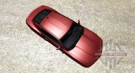 Chevrolet Camaro 2010 pour BeamNG Drive