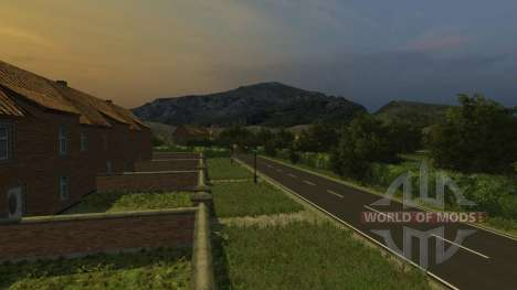 United Kingdom (UK) pour Farming Simulator 2013