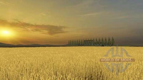 Kernstadt sans flétrissement des cultures pour Farming Simulator 2013
