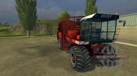 Holmer Terra Dos für Farming Simulator 2013