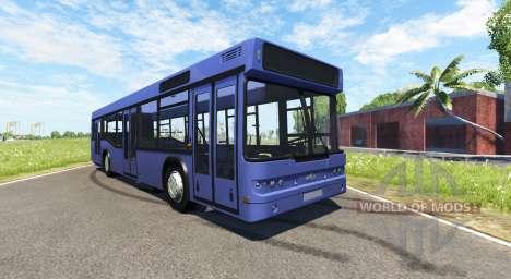 MAZ-203 violet pour BeamNG Drive