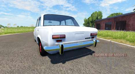 VAZ-2101 v2.0 pour BeamNG Drive