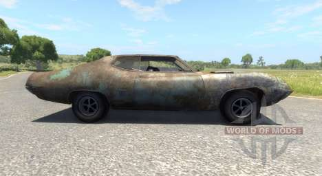 Ford Torino 1970 Extreme pour BeamNG Drive
