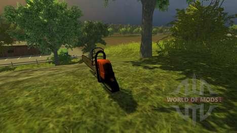 Tronçonneuse pour Farming Simulator 2013