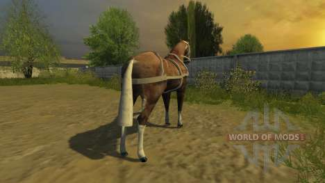 Pferd für Farming Simulator 2013