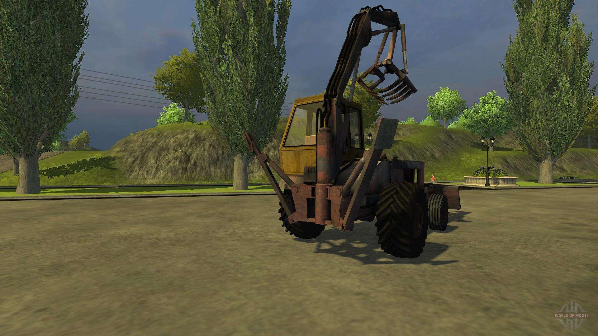 Nap 1a des carpates pour farming simulator 2013 - Pelleteuse simulator gratuit ...