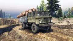GAZ-66 avec double cabine