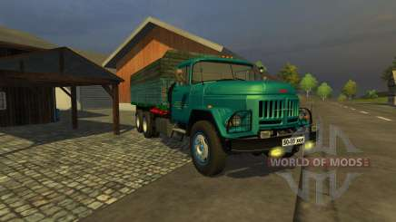 ZIL-131 pour Farming Simulator 2013