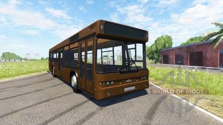 MAZ-203 brun pour BeamNG Drive