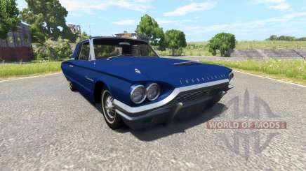 Ford Thunderbird 1964 pour BeamNG Drive