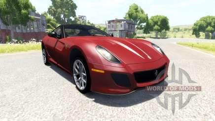 Ferrari 599 GTO 2011 pour BeamNG Drive
