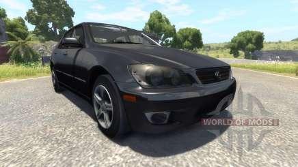 Lexus IS300 für BeamNG Drive