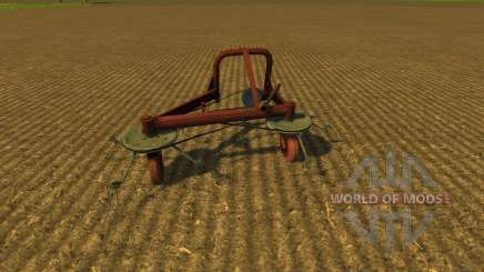 Tedder Spider pour Farming Simulator 2013