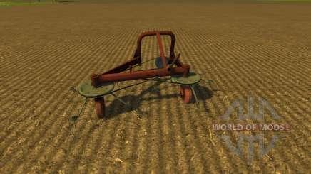 Tedder Spider für Farming Simulator 2013