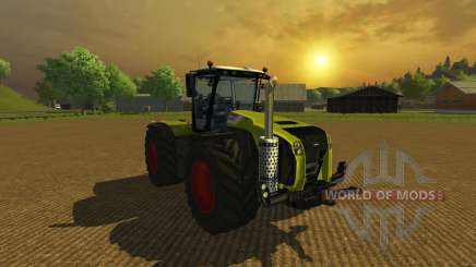 Claas Xerion 5000 pour Farming Simulator 2013