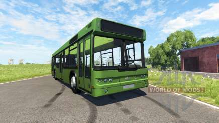 MAZ-203 grün für BeamNG Drive