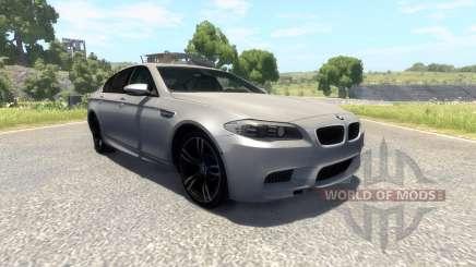 BMW F10 M5 2012 für BeamNG Drive