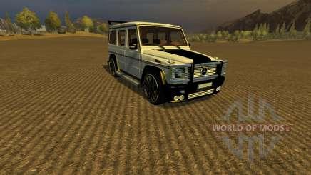 Mercedes Benz G65 AMG v2 für Farming Simulator 2013