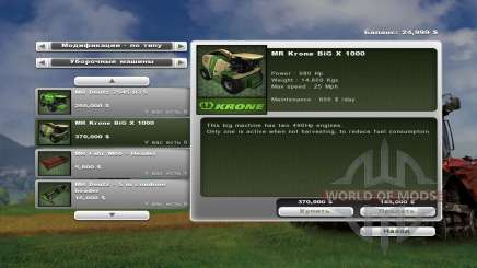 moreRealistic Vehicles für Farming Simulator 2013