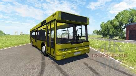 MAZ-203 gelb für BeamNG Drive
