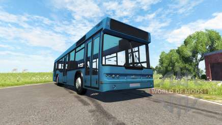 MAZ-203 bleu pour BeamNG Drive