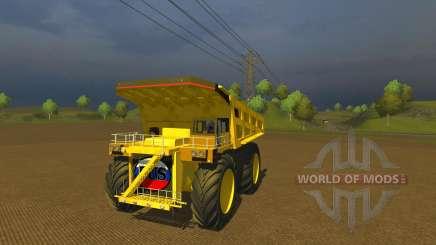 BelAZ 7571 für Farming Simulator 2013