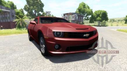 Chevrolet Camaro 2010 pour BeamNG Drive