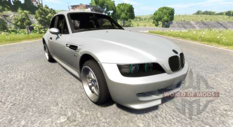 BMW Z3 M Power 2002 für BeamNG Drive