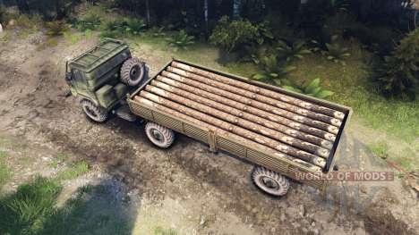 GAZ-P pour Spin Tires